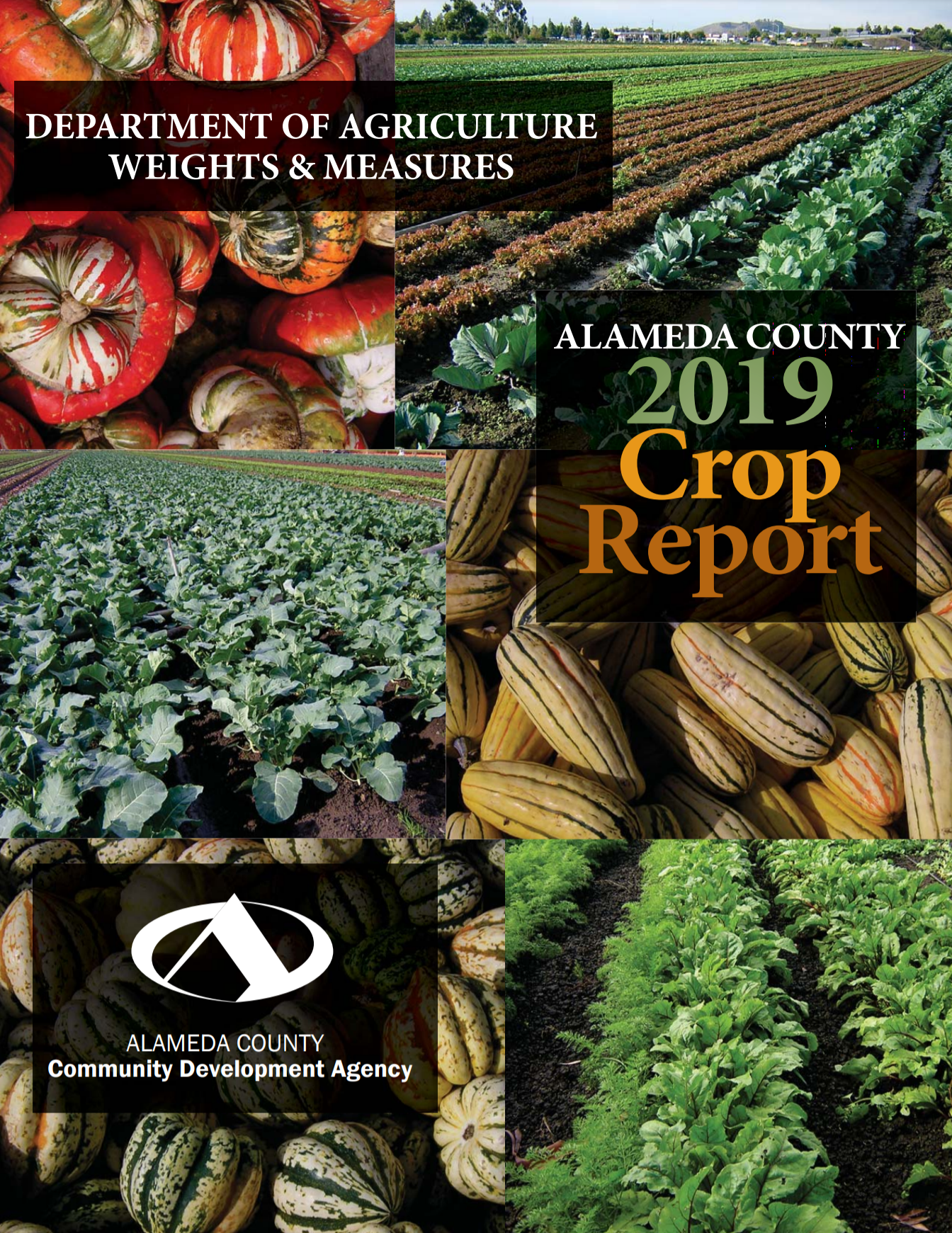 Link to crop reports 2019