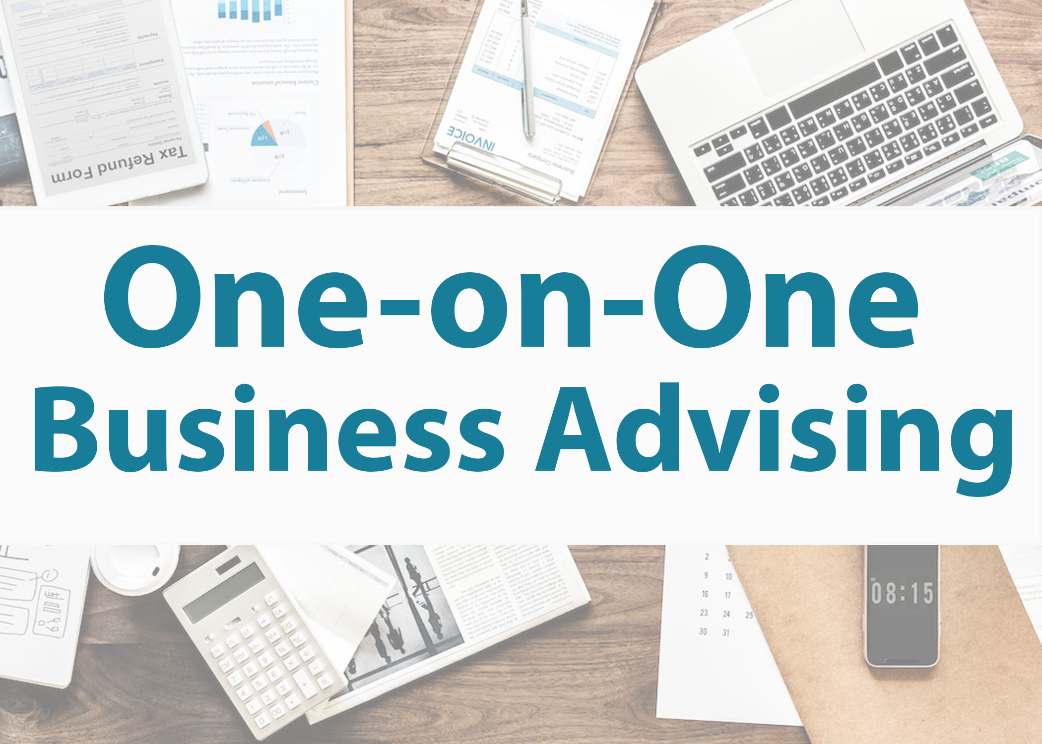 One-on-one business advising