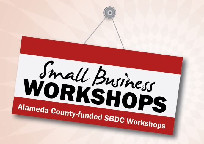 small business workshops ad link to flyer
