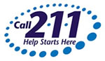 2-1-1 provides free housing referrals to callers from Alameda County
