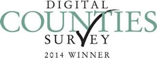 2014 Digital Counties Survey Winner