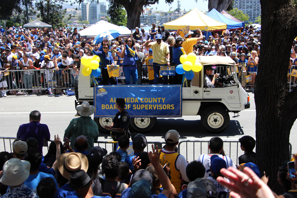 Photos from 2018 Championship Parade