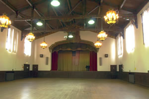 Photo of the Auditorium